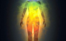 The Aura Gets Depleted When We Are Unhealthy